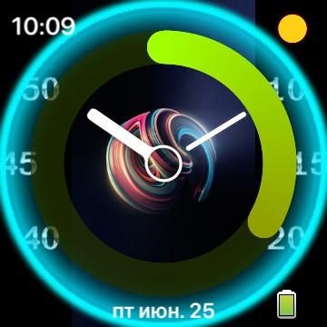 Watch widget