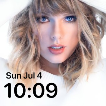 Time & Date - Taylor Swift