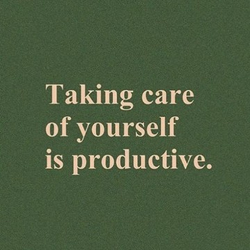 Green motivation
