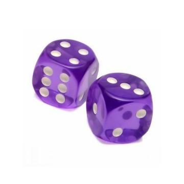 purple ;