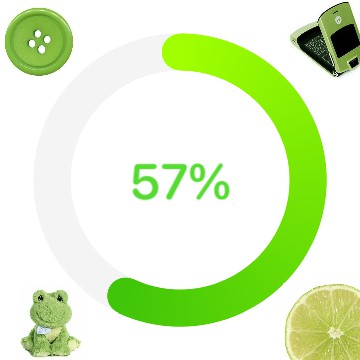 green battery update