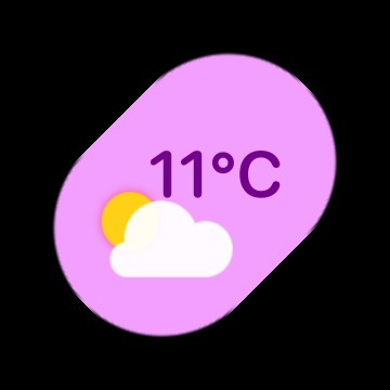 Android 12 Weather
