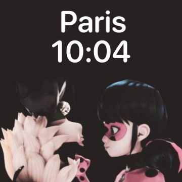 Miraculous time zones