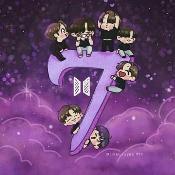 7 members
