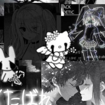 blackanime collage