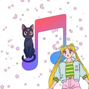 Sailormoon anime music