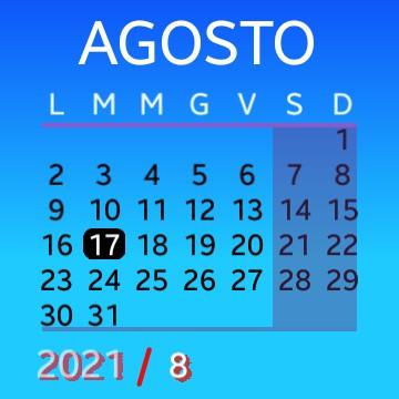 Calendar and week number Copy