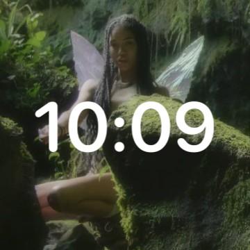 dark fairy time