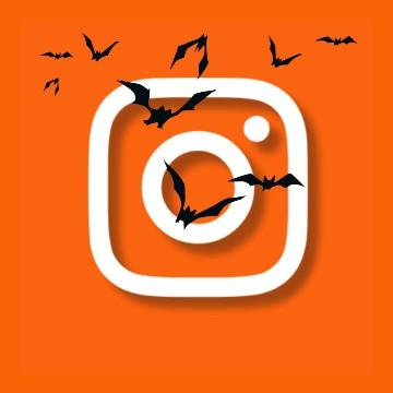 Instagram Halloween Themed
