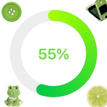 update green