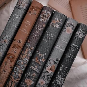 livros aesthetic