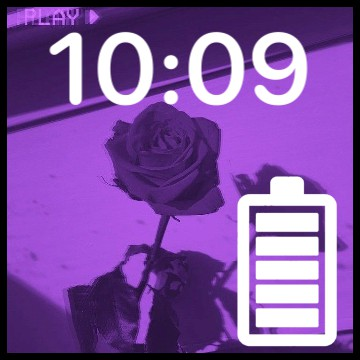 Violet asthetic