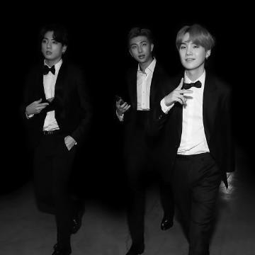 JK, Suga and RM