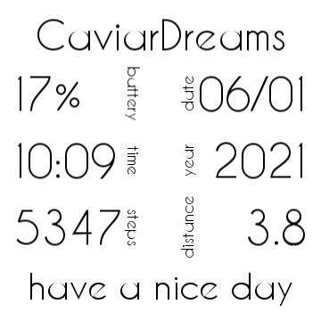 CaviarDreams