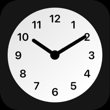 Analog clock Copy