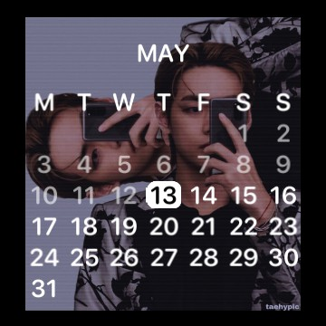 tae tae calendar