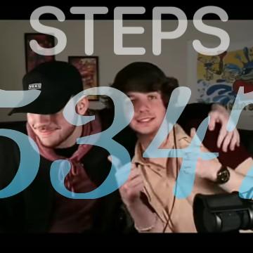 Karlnap steps