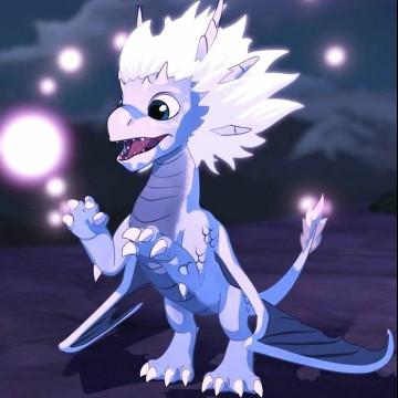 dragon prince zim