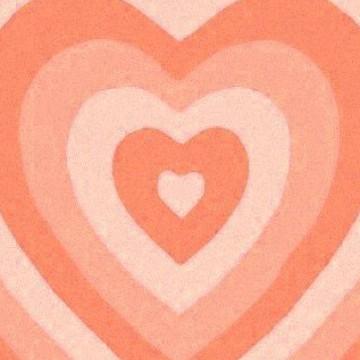 pretty heart thing