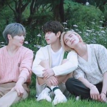I.N, Seungmin, Hyunjin