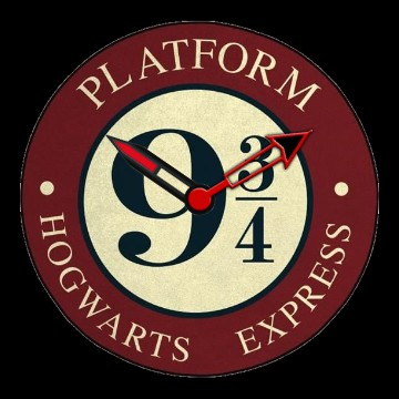 Plataforma 9 3/4 Watch