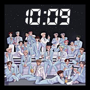NCT Clock