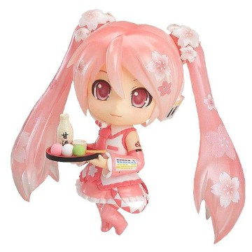 Hatsune Miku picture widget