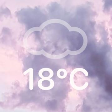 Mini Weather cloud
