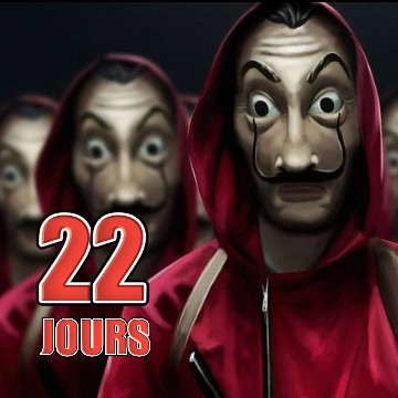la casa de papel countdown