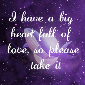 BTS purple quote V