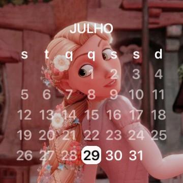 Tangled calendar
