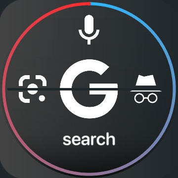 Graphite Series: Google Search - Android Only Copy