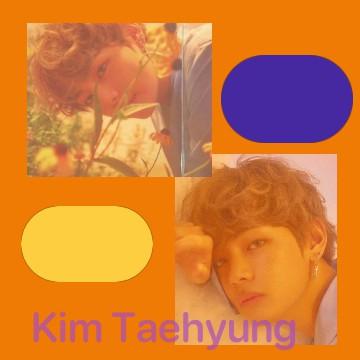 Taehyung orange
