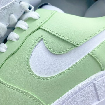 pastel green aesthetic
