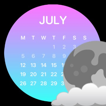 Calendar and Weather