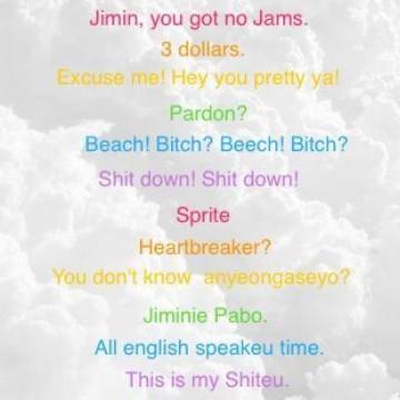 BTS iconic quotes
